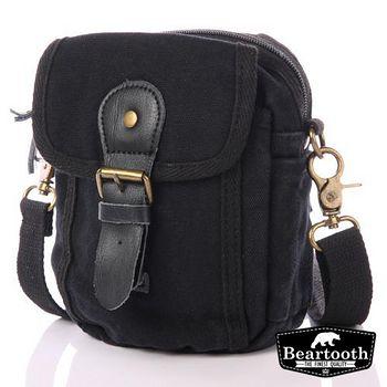 Beartooth 赫爾新基 腰包/ 小側背包 黑色