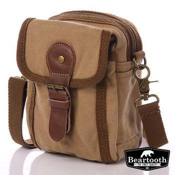 Beartooth 赫爾新基 腰包/ 小側背包 卡其