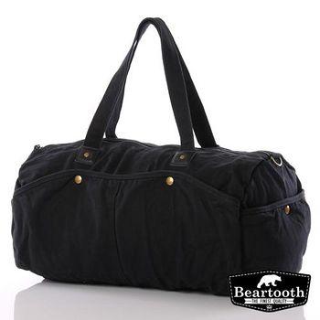 Beartooth 巴塞隆納 旅行包 黑色