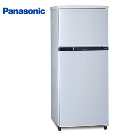 Panasonic 國際牌 130L雙門電冰箱 NR-B138T-SL