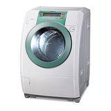 『Panasonic』☆國際牌 13KG沖刷式泡沫洗淨INVERTER變頻式馬達洗衣機 NA-V130UW
