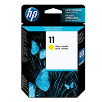 【HP】C4838A/NO.11 原廠黃色墨水匣
