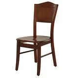 日式量販 經典實木餐椅