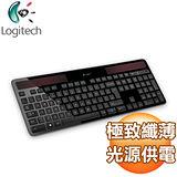 Logitech 羅技 K750r 無線太陽能鍵盤