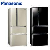 『Panasonic』 ☆ 國際牌 雙科技 610L四門變頻冰箱(NR-D618NHV/NRD618NHV-L/香檳金)