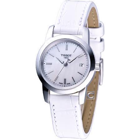 TISSOT Dream Lady 天使之翼時尚腕錶 T0332101611100