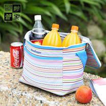 【妙管家】戶外野餐隨身用9L保溫保鮮袋#04268