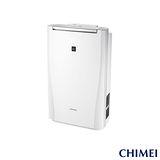 《贈電暖器》【奇美CHIMEI】8L時尚美型節能除濕機 RHM-C0800T