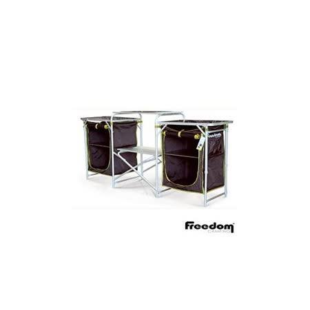 紐西蘭 Freedom Camping 新款 鋁合金魔術箱雙櫥櫃組_70510
