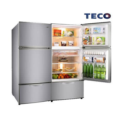TECO東元477公升變頻三門冰箱R4771VXLH