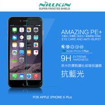 NILLKIN APPLE iPhone 6 Plus 5.5吋 Amazing PE+ 抗藍光防爆鋼化玻璃貼