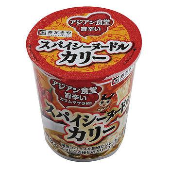 亞洲食堂香辣咖哩杯麵 67g
