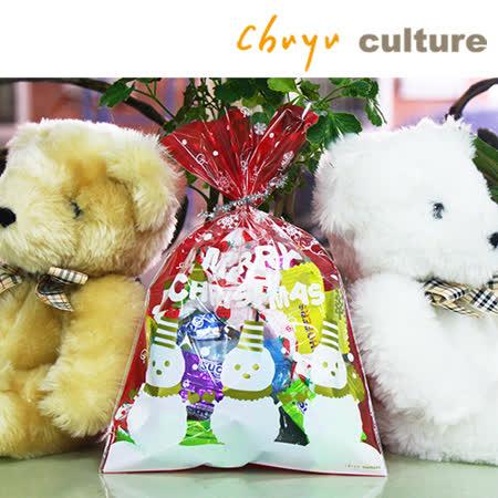 珠友 GB-10042 耶誕糖果禮物袋/包裝袋/8入(大)