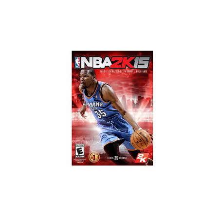 PC遊戲《NBA 2K15》 亞版 中英文版