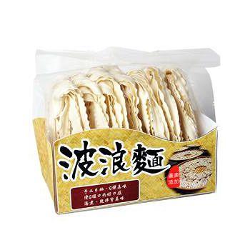 康健生機 波浪麵(蕎麥口味) 420g/包(任選館)