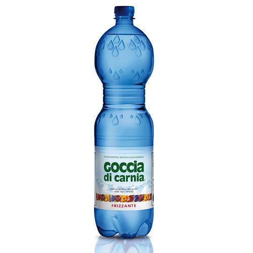 Goccia di Carnia 高地卡尼天然氣泡礦泉水瓶裝^(1500mlx12入^)