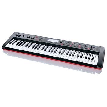 【KORG 音樂工作站】可攜式合成器鍵盤 公司貨 (KROSS 61)