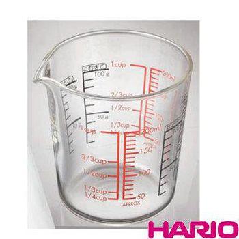 HARIO 玻璃量杯200ml CMJ-200