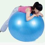 【PS Mall】環保加厚運動瑜珈健身球 充氣版本 (H041)