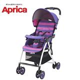 愛普力卡 Aprica Magical Air 羽量版 超輕量單向嬰幼兒手推車-紫葡萄