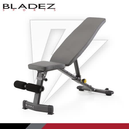 【BLADEZ】BW-13 重量訓練機舉重椅/重訓床