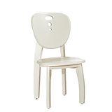 Bernice - 藍斯白餐椅