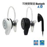 IS BL550 藍牙耳機 藍牙4.0 語音提示功能 立體雙耳聽音樂