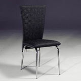 Bernice - 布雷安黑餐椅