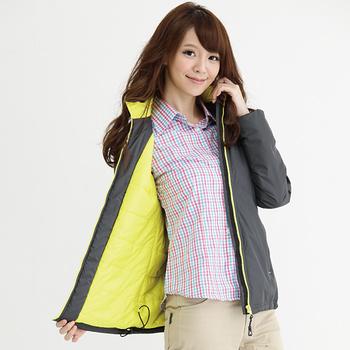 【EverSmile】女超撥水科技保溫棉外套