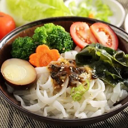 【任選10包】【上野物產】蒟蒻拉麵-日式和風涼麵,排骨雞,蔥燒牛肉,綜合海鮮,豚骨味噌,麻辣乾拌