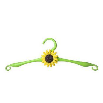 西班牙Vigar維宜卡 寵愛向日葵 衣架(黃色)