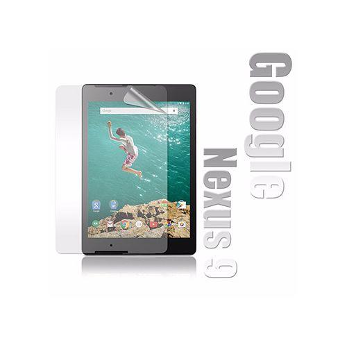 HTC 宏達電 Google Nexus 9 高透光亮面耐磨保護貼