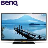 BenQ 55吋 FHD超絢彩黑湛屏大型液晶顯示器+視訊盒(55RW6600)送HDMI線+潮牌耳機+多功能香氛水氧機