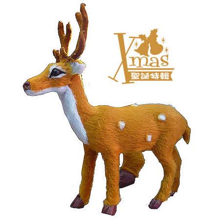 【X mas聖誕特輯2014】4吋聖誕麋鹿擺飾A款
