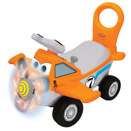 飛機總動員座行車(橘色)