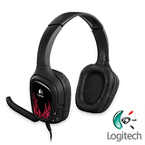 Logitech羅技 G130 遊戲耳機麥克風