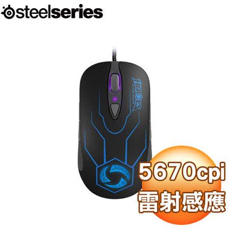 SteelSeries Sensei RAW 暴雪英霸特仕版 雷射電競鼠