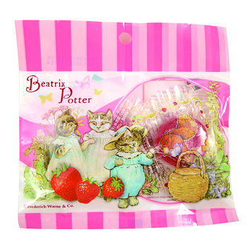 波特小姐草莓棒棒糖40g