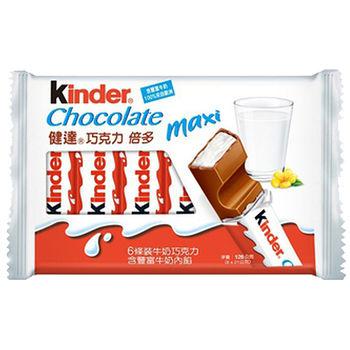 健達巧克力倍多6入裝  126g