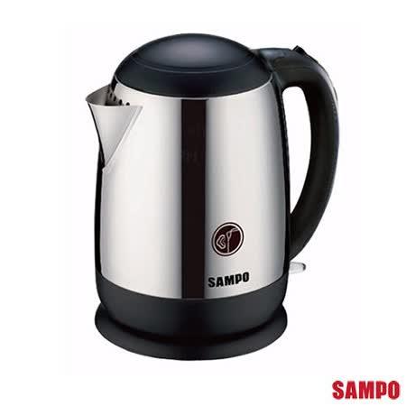 【私心大推】gohappy 線上快樂購『SAMPO』☆聲寶 1.5L不鏽鋼快煮壺 KP-PC15C好用嗎遠東 百貨 徵 才