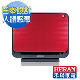 HERAN禾聯智慧人體感應陶瓷電暖器LNA-998(紅)