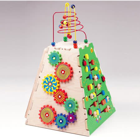 美國 Anatex 超級金字塔智能感官遊戲箱 ( Pyramid of Play )