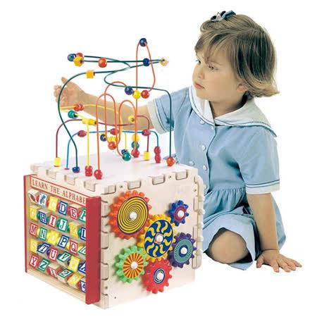 美國 Anatex 智能感官遊戲箱 Deluxe Mini Play Cube