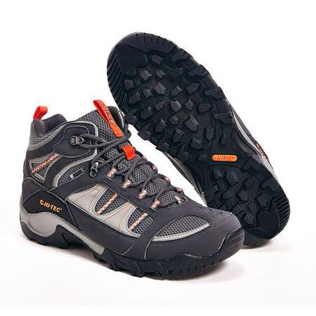 HI-TEC 英國戶外運動品牌 / BRYCE II WP 防潑水登山鞋(男) / O002759053