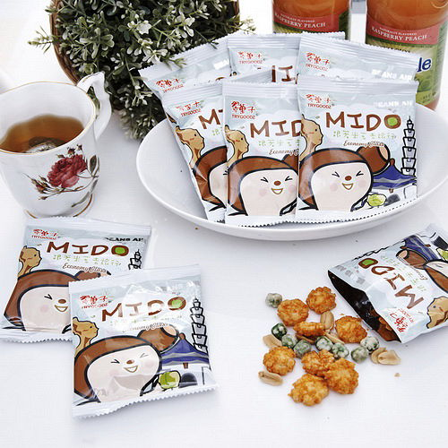翠菓子 MIDO航空米果^(經濟艙45包組^)