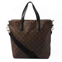Louis Vuitton LV M40388 KITAN 經典花紋附斜背帶手提包_預購