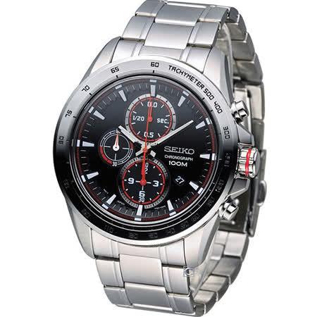 精工 SEIKO Criteria 極速快感計時腕錶 7T92-0SC0R SNDG17P1