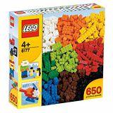 《樂高積木 LEGO》LT6177 Basic Bricks Deluxe 基本顆粒系列方盒補充裝 (650pcs)