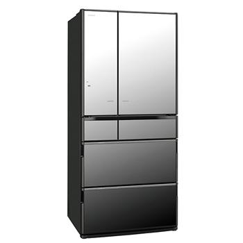 領券再折$3000★HITACHI日立670公升ECO智慧真空一級變頻六門旗艦級冰箱RSF9902E
