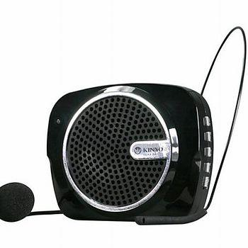 KINYO TDM-88 USB充電式多功能教學擴音器 (TDM-88)